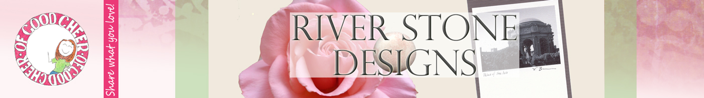 river stone design cards